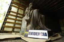 ladron de estatuas 1