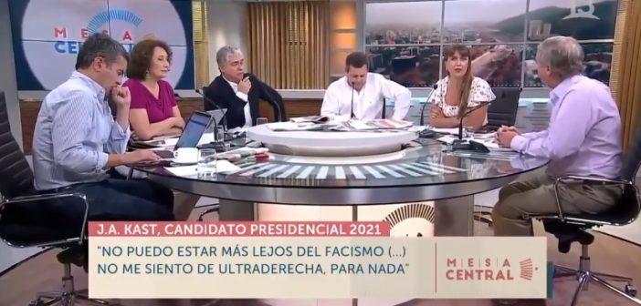 VIDEO: Carola Urrejola dejó en ridículo a José Antonio Kast con una simple pregunta