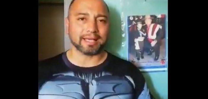 paco psicopata asesino de mierda batman choripan
