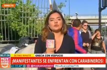 periodista vendida matinal tvn
