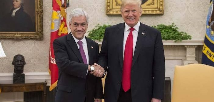 trump piñera fascistas 2