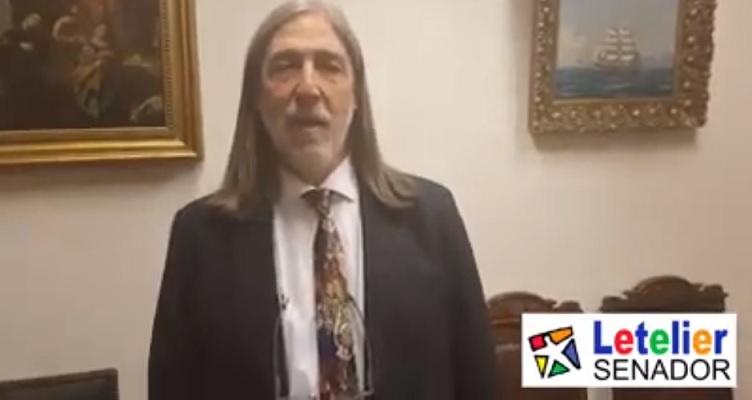 LETELIER CONCHETUMADRE DE LAS WEAS QUE TE PREOCUPAI FALSO IZQUIERDISTA VAGO DE MIERDA EMPLEADO DE LOS EMPRESARIOS