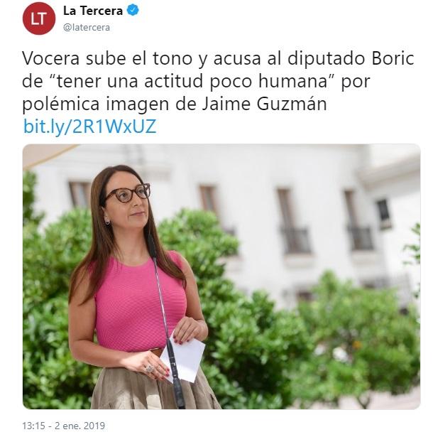 tongo boric 1