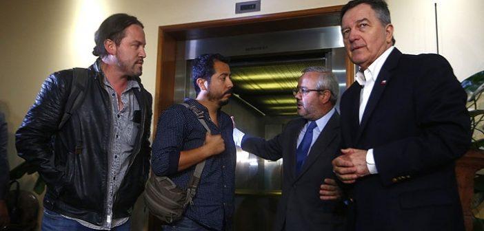 tongo periodistas tvn