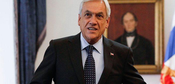 piñera renuncia 19