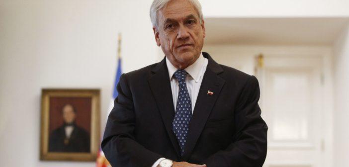 piñera renuncia 20