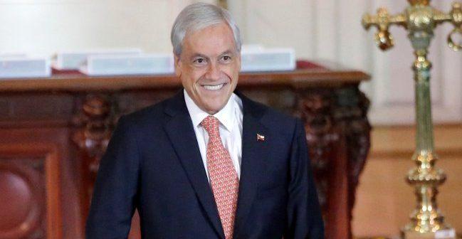 """De no creer: Piñera le pidió a las Diputadas usar """"vestidos cortos"""" para recibir al fascista y machista Jair Bolsonaro"""
