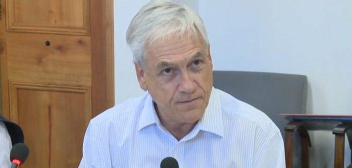 piñera renuncia 34