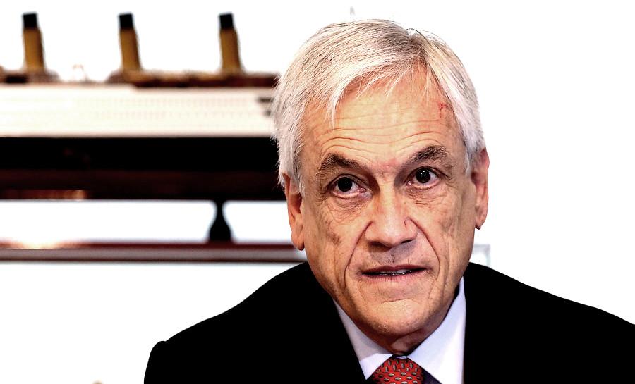 piñera renuncia 38
