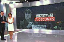 canal 13 montaje bachelet venezuela