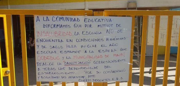colegio municipal maipu 1
