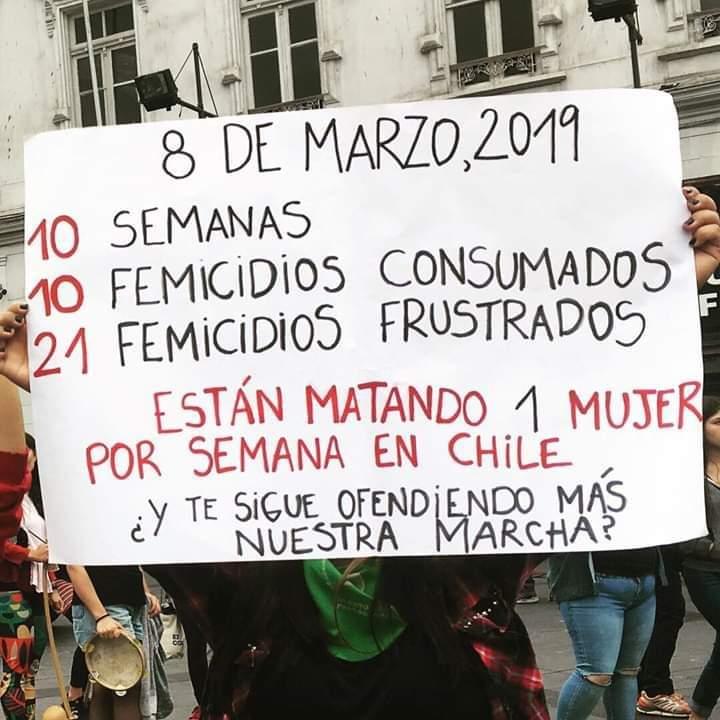 marcha feminista 75