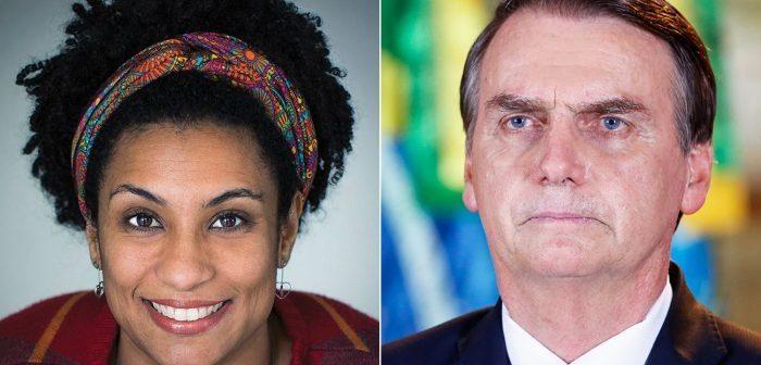 Brasil gobernado por asesinos: Toda la evidencia apunta a que Bolsonaro está involucrado en el asesinato de la concejala Marielle Franco