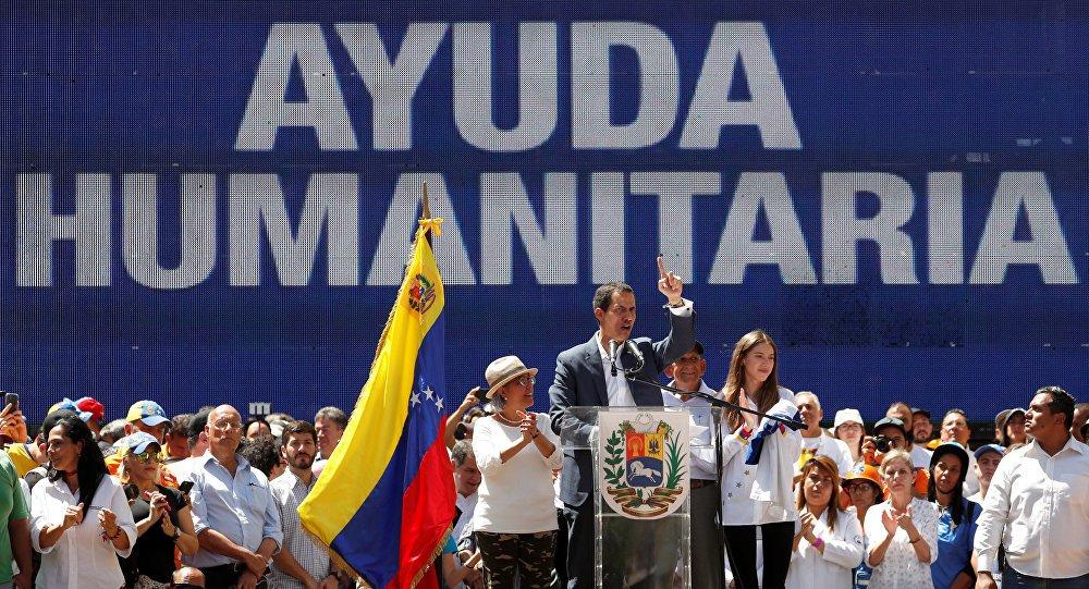 montaje venezuela ayuda humanitaria 1