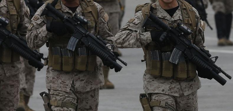 asalto regimiento