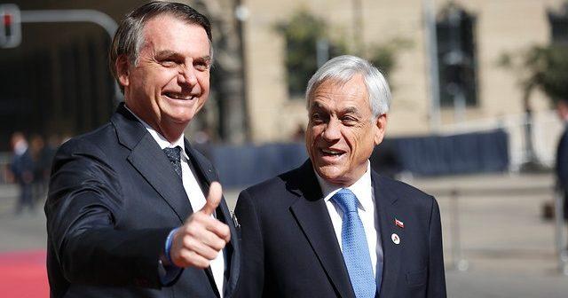 bolsonaro piñera