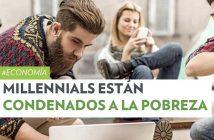 millennials pobres