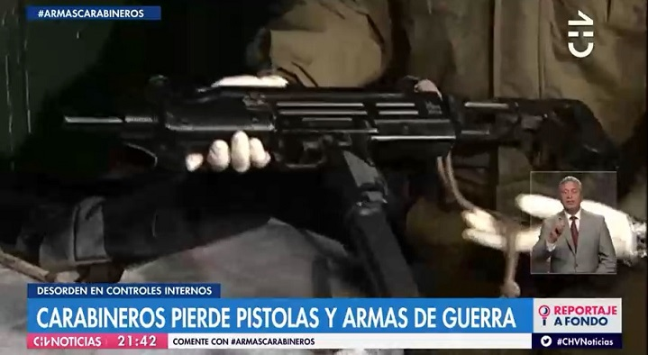 narco carabineros corruptos 1