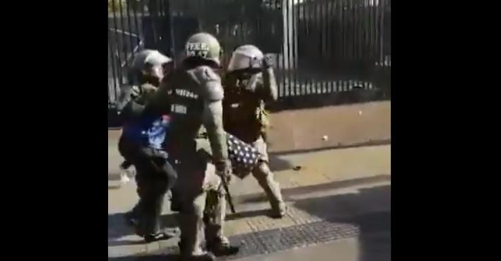 alessandri dictadura pacos de mierda 2