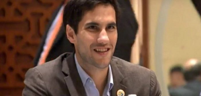 cristobal Piñera vago de mierda