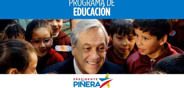 educacion piñera 2