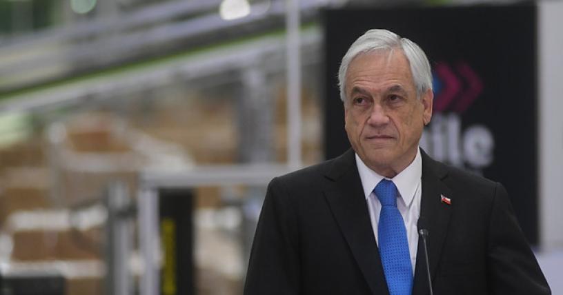 piñera renuncia 58