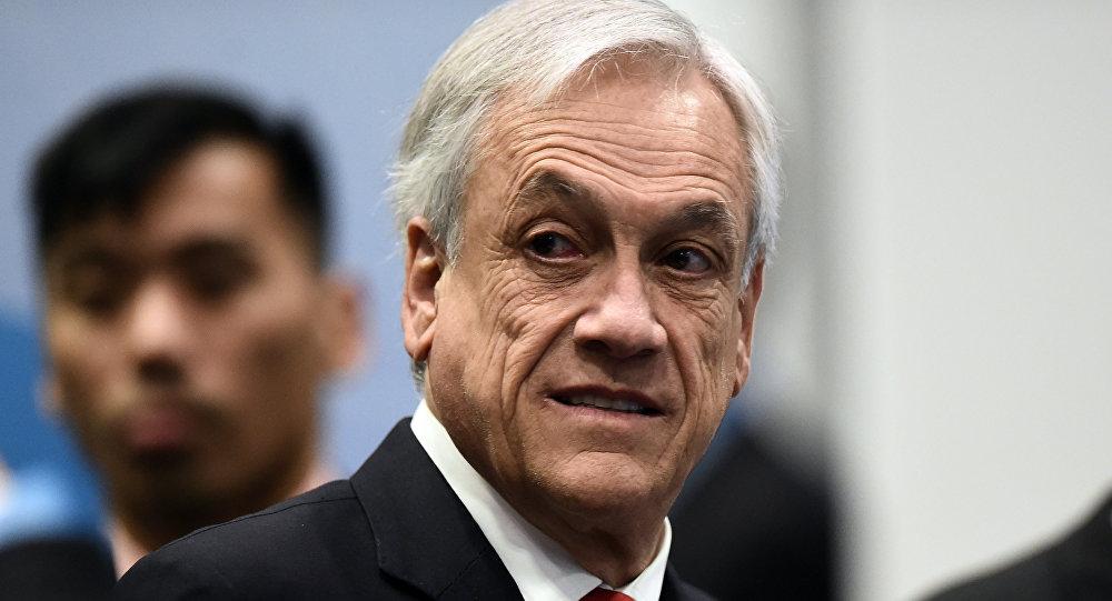 piñera renuncia 60