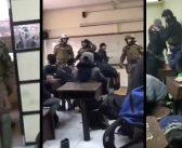 La indignante militarización del Instituto Nacional: Carabineros se pasea por las salas interrumpiendo clases para amenazar y tirarle lacrimógenas a los alumnos