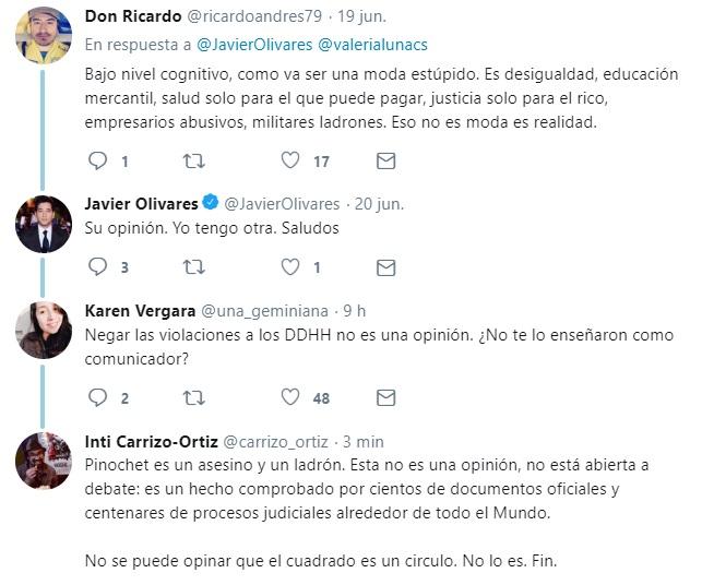 JAVIER OLIVARES FACHO DE MIERDA 2