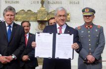 piñera ejecuciones extrajudiciales 1