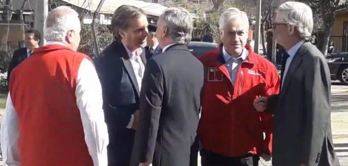 chaquetas rojas culias