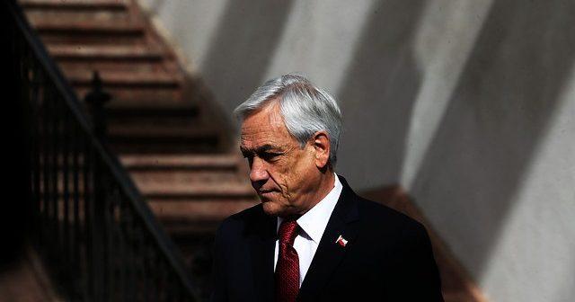 piñera renuncia 128