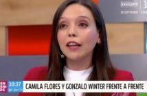 CAMILA FLORES PSICOPATA DE MIERDA