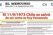 inserto el mercurio dictadura