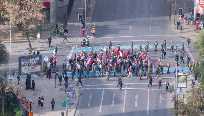 marcha fascista