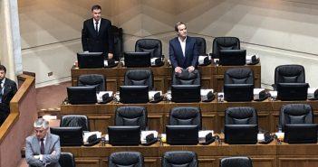 minuto de silencio derecha antidemocratica