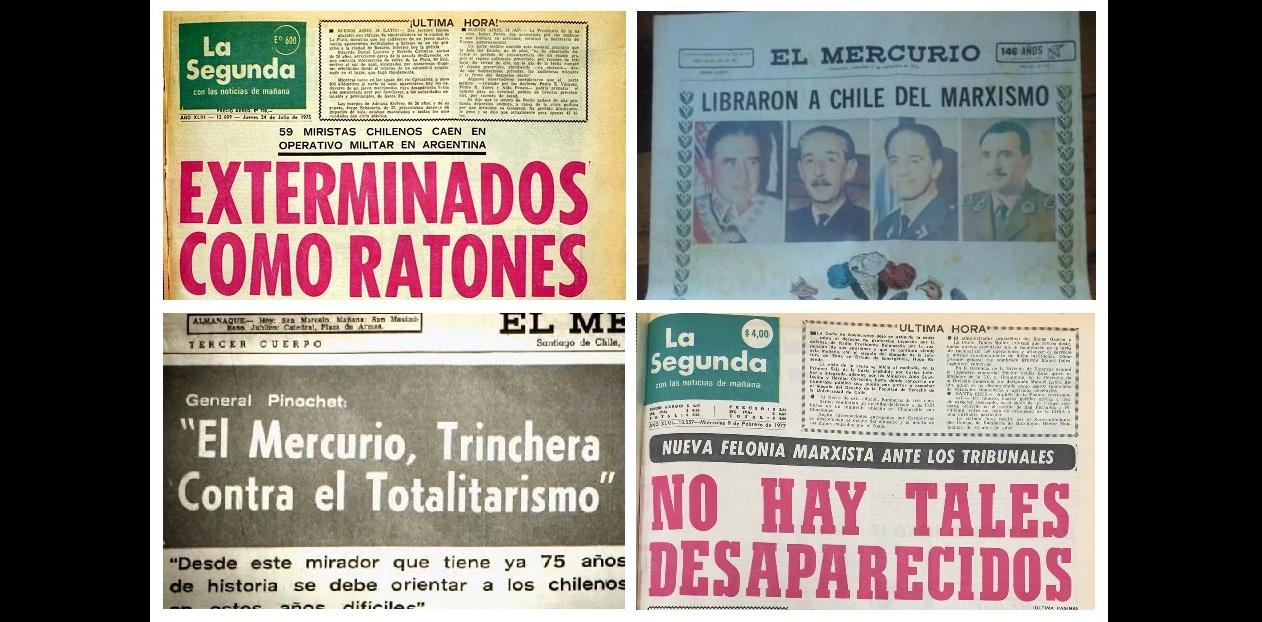 portadas dictadura 1