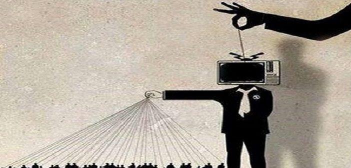 medios tradicionales propaganda del poder