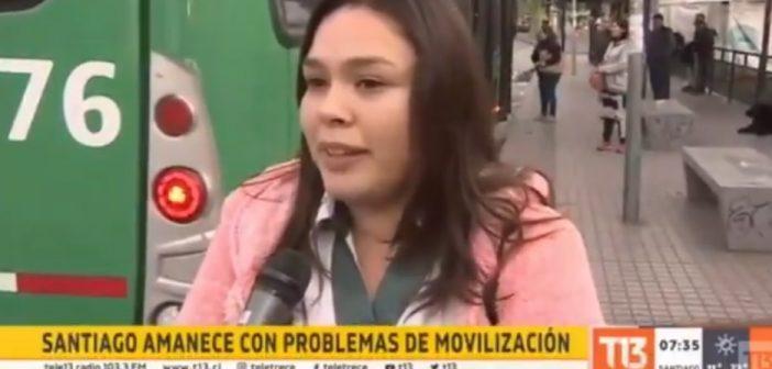 mujer pulenta periodistas vendidos