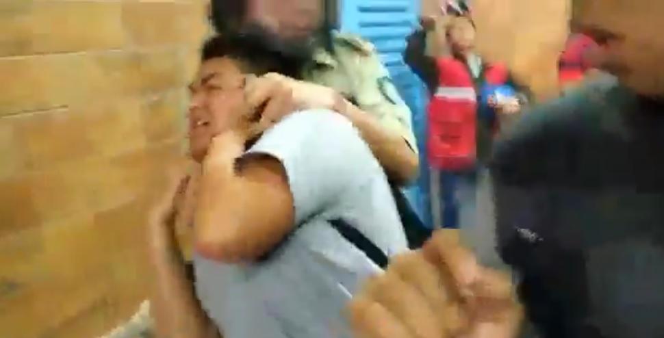 paco bastardo de mierda metro evasion 2