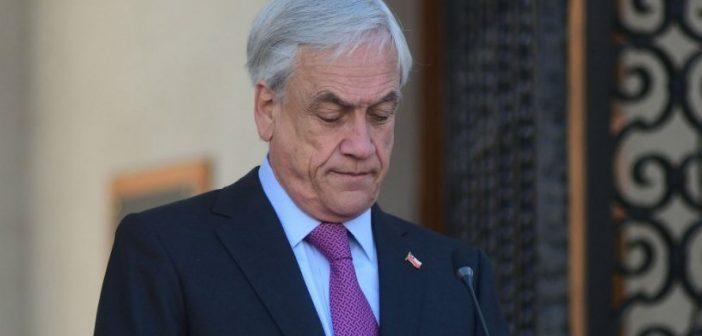 piñera evasion
