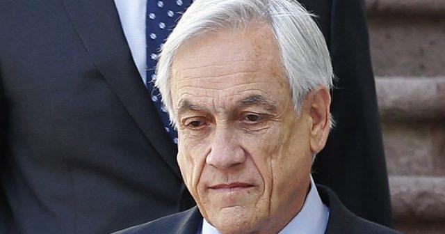 piñera renuncia 311