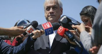 piñera show