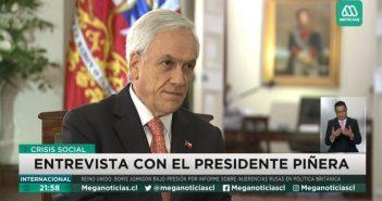 entrevista piñera