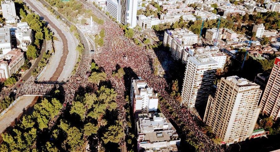 marcha masiva 5