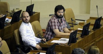 Votan Informe Caval en la Camara de Diputados