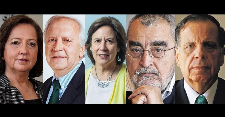 VIEJOS CULIAOS DE LA CONCERTACIÓN ENEMIGOS DEL PUEBLO