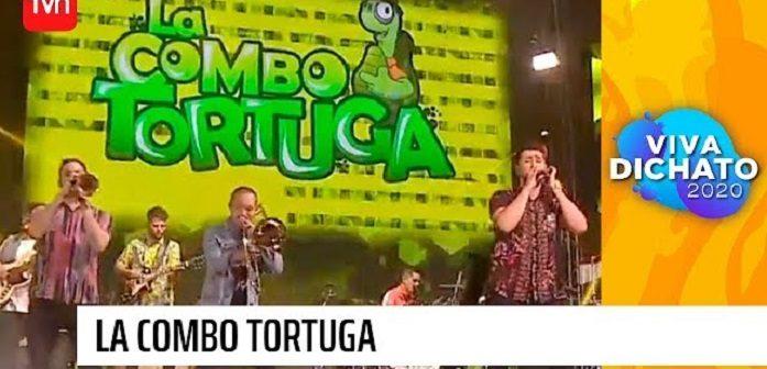 Igual que en Dictadura: TVN se fue a comerciales cuando Combo Tortuga comenzó a cantar contra los pacos