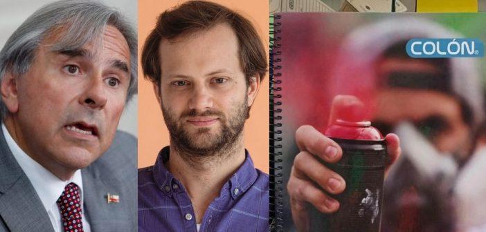 Copitos de Nieve: Iván Moreira, Axel Kaiser y toda la ultraderecha dijeron que Chile se iba a destruir POR UN CUADERNO COLÓN
