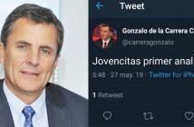 gonzalo de la carrera DEGENERADO JOVENCITAS PRIMER ANAL